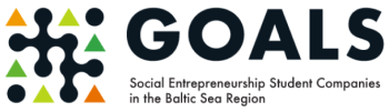 GOALS - Social Entrepreneurship Student Companies in the Baltic Sea Region